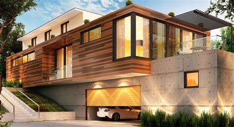 maison ossature bois top maison