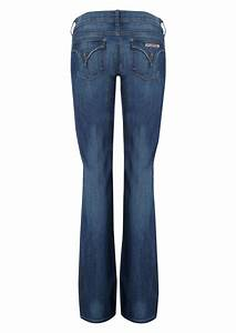 Hudson Jeans Beth Baby Bootcut Jean - I want to hold your hand