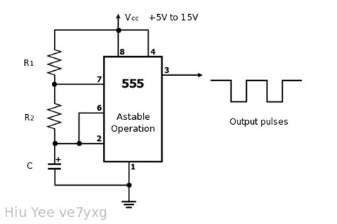 Potentiometer How Can Pot Allow Variable Off Times