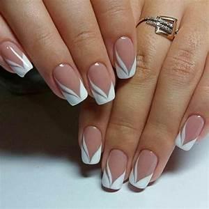 French Nails Selber Machen Hilfreiche Tipps 30 Bezaubernde