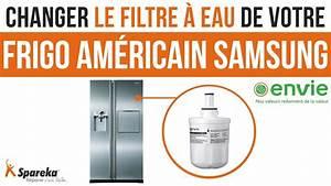 Filtre Pour Frigo Americain Samsung : comment changer le filtre eau de votre frigo am ricain ~ Dailycaller-alerts.com Idées de Décoration