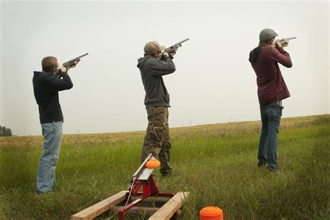 encouraging tips    quest  master trap shooting