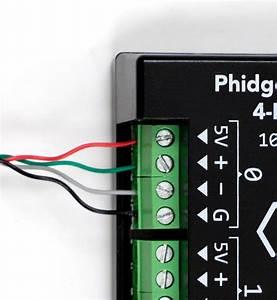 Phidgetbridge 4-input