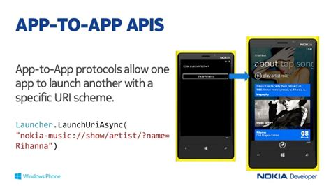 lumia app lab using the nokia windows phone api