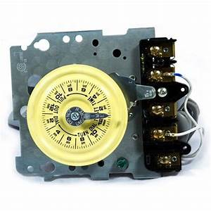 Intermatic T104m Mechanism