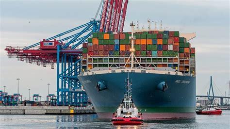 Nachrichten und informationen auf einen blick. 400 Meter lang: Containerschiff MOL Triumph hat im ...