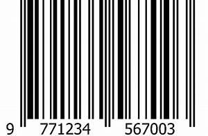 Magazine Barcodes | Buy Online from Barcode1 ZA