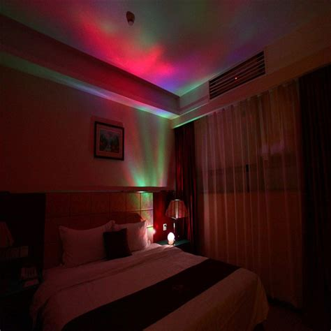 clap lights for bedroom aurora borealis night light with speaker color changing 14828   20161212190456909
