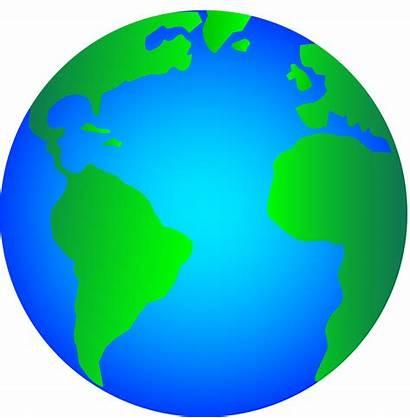 Earth Planet Clip Shiny Sweetclipart