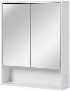 Spiegelschrank 60 Cm Breit : spiegelschrank baja 60 cm breit online kaufen otto ~ Eleganceandgraceweddings.com Haus und Dekorationen