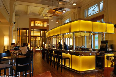 Bar Hotel by Post Bar The Fullerton Hotel Singapore Asia Bars