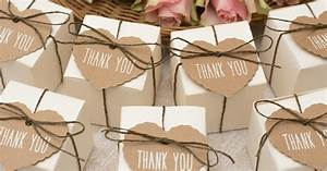 7 memorable quotthank youquot gifts your wedding guests will for Gifts for wedding guests