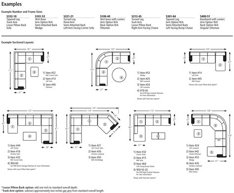 Living Room Table Measurements by Measurements Sectional Sofas In 2019 Sofas And Tables