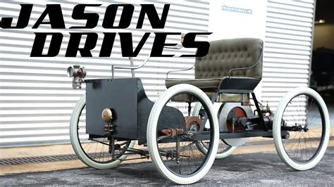 Driving The First Crappy Car Ford Ever Built