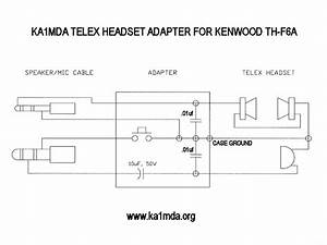 Telex Headset Adapter