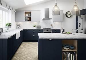 blue, kitchens