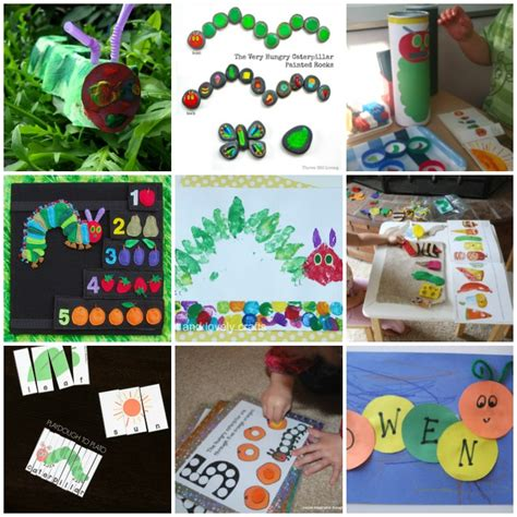 play ideas based    hungry caterpillar book