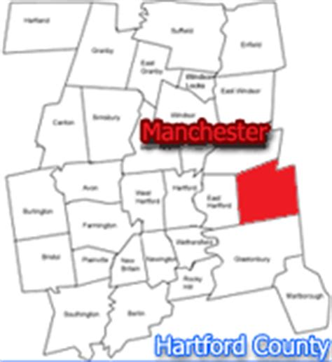 Manchester, CT - Hartford County Connecticut