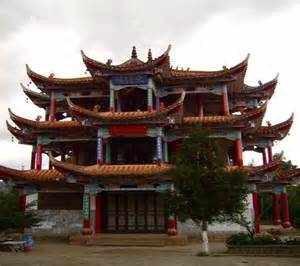 Famous Ancient Chinese Buildings