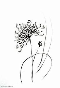 Chrysanthemum | My drawings | Pinterest | Chrysanthemums ...