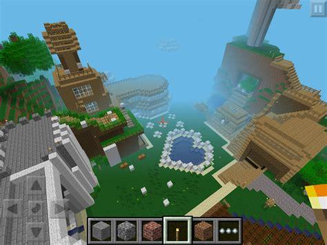 minecraft pe worlds  maps