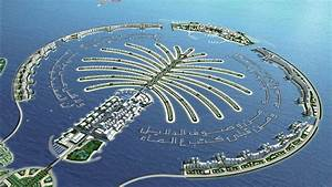 The Palm Island  Dubai Uae - Megastructure Development