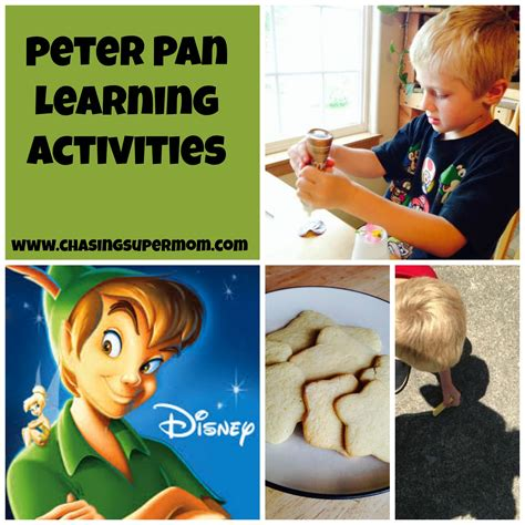 pan learning activities pan curriculum ideas 498 | PeterPanCollage