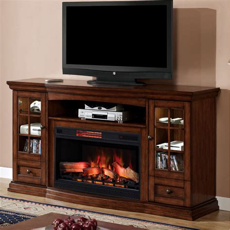 fireplace entertainment center seagate infrared electric fireplace entertainment center 3748