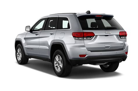 2017 Jeep Grand Cherokee Reviews And Rating