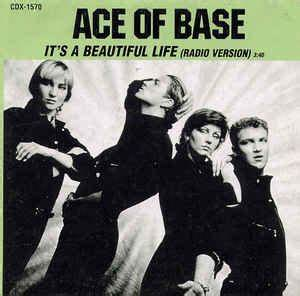 Ace Of Base - It's A Beautiful Life (CD, Promo) | Discogs