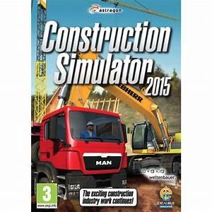 Jeux De Camion Ps4 : construction simulator 2015 jeu pc achat vente jeu pc ~ Melissatoandfro.com Idées de Décoration
