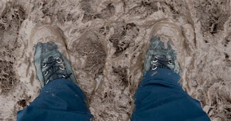 Fire Service To The Rescue As Man Gets 'stuck In The Mud