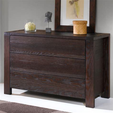 canape destockage usine meuble commode francais pin massif wenge 3 tiroirs