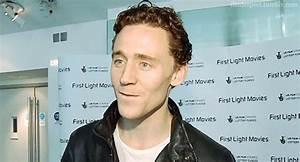 Tom Hiddleston Frustration