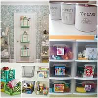 toy organization ideas 25 GENIUS WAYS TO ORGANIZE TOYS - Kids Activities