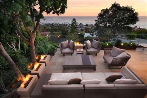 bezede canape terrasse extérieur aménagements et déco en 53 idées