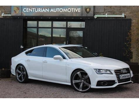Audi A7 For Sale by Used Audi A7 2012 Automatic Diesel 3 0 Tdi Quattro S White