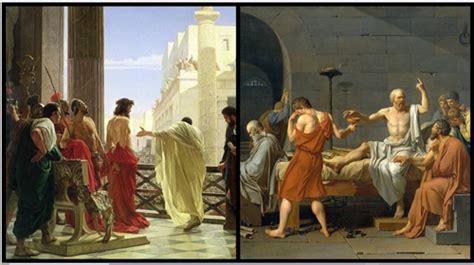 trials  socrates  jesus st thomas  catholic