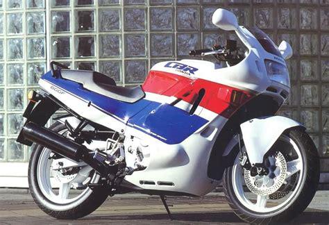 1987 Honda Cbr600f Motozombdrivecom