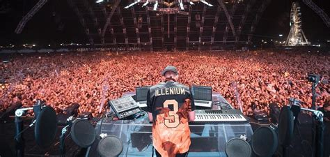 Watch Illenium Premiere New Said The Sky & 1788-l Collab