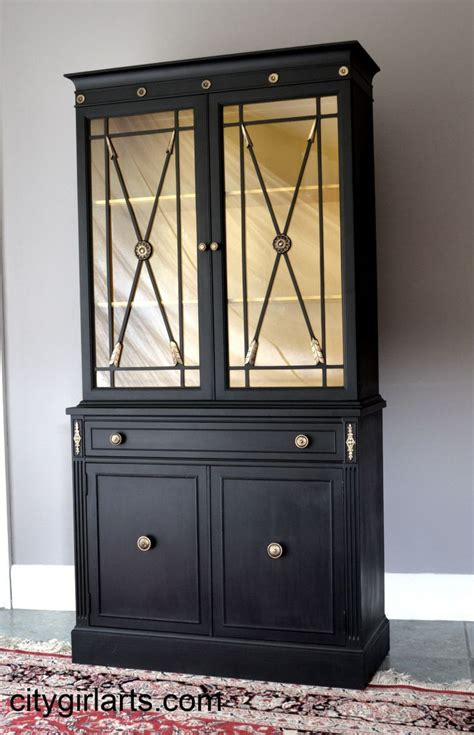 refinished china cabinet 100 best china cabinet makeovers images on