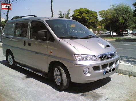 Hyundai Starex Picture by Hyundai Starex Picture 106252 Hyundai Photo Gallery