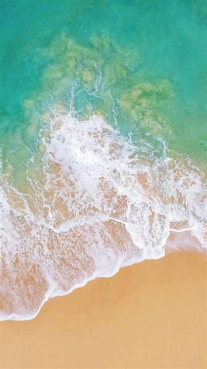 Ios Ocean Beach 4k 5k Iphone Wallpapers