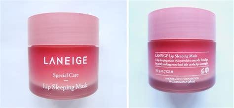 Harga Laneige Moisture Lip Balm exclusive review laneige lip sleeping mask
