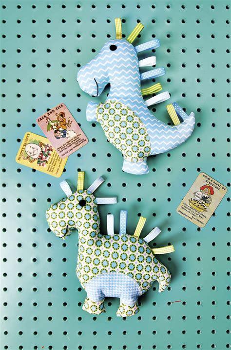dino toys  sewing patterns sew magazine