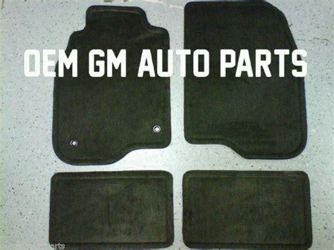 floor mats pontiac g6 purchase new oem 2005 2010 pontiac g6 factory carpet floor mats set 4 black 25923947 motorcycle