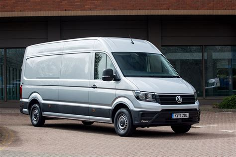 Free servicing offer for new VW Crafter | Parkers