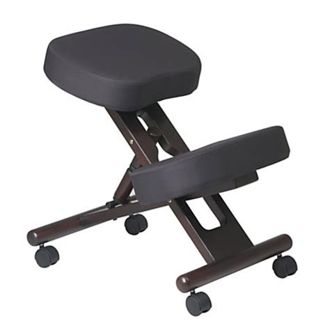 office work smart ergonomic knee chair blackespresso