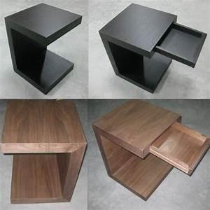 Table De Nuit : table de nuit wilton prix d 39 usine designement ~ Dallasstarsshop.com Idées de Décoration
