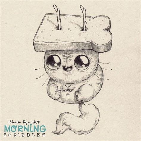 morning scribbles images  pinterest cute